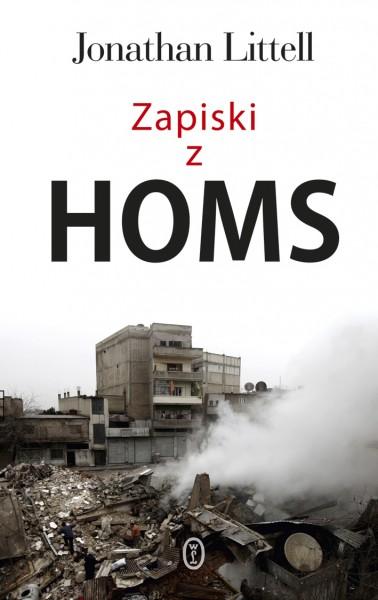 Littell_Zapiski z Homs