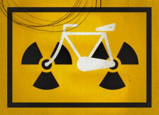 ROWER-radioaktywny