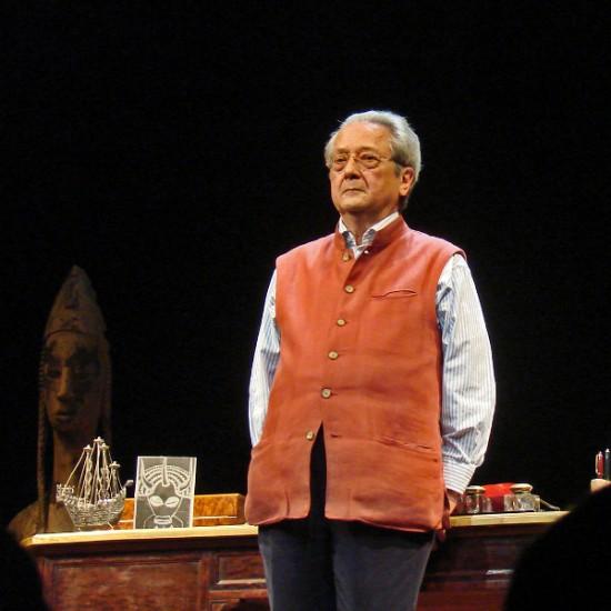 Jacques Vergès w Théâtre de la Madeleine w Paryżu_2
