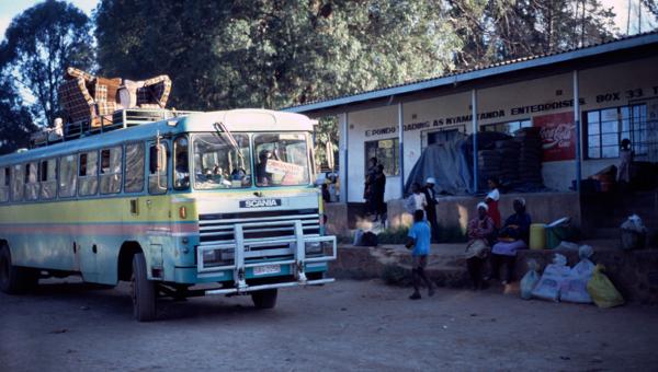 Chimanimani Village / Bus station / Centre