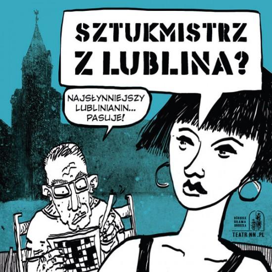 Sztukmistrz z Lublina_okładka