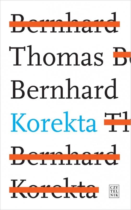 Thomas Bernhard_Korekta