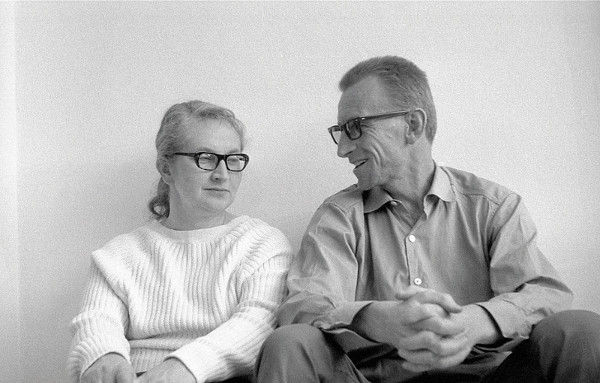 Zofia i Oskar Hansenowie