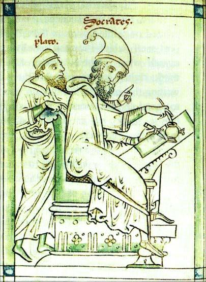 Sokrates i Platon