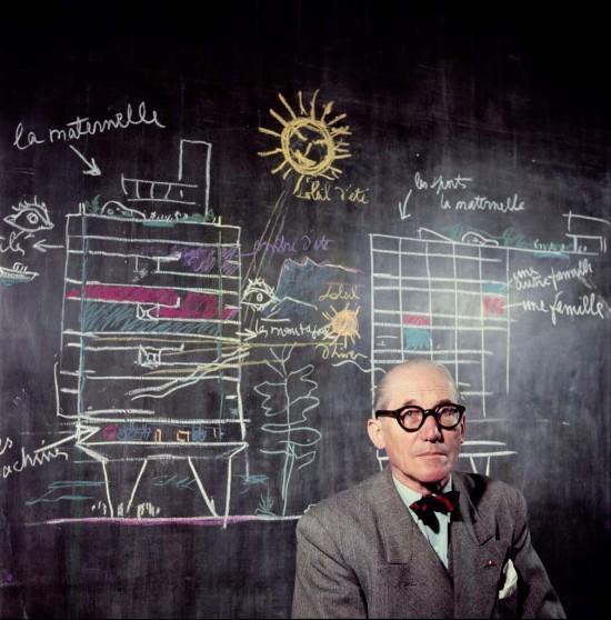 3 fot Fundacja Le Corbusiera