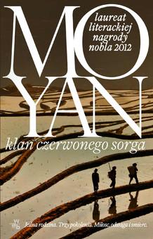 Mo Yan_Klan czerwonego sorga_okladka