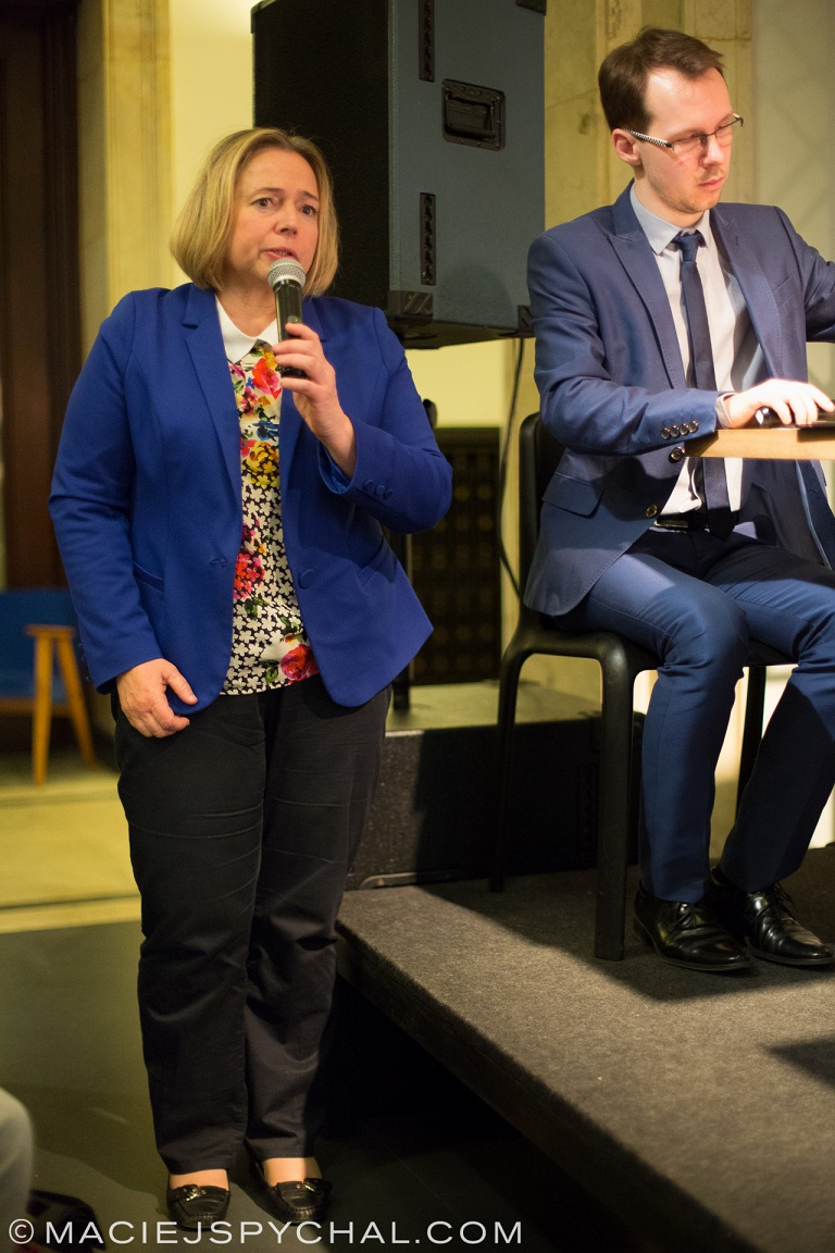 Wanda Nowicka, Tomasz Sawczuk