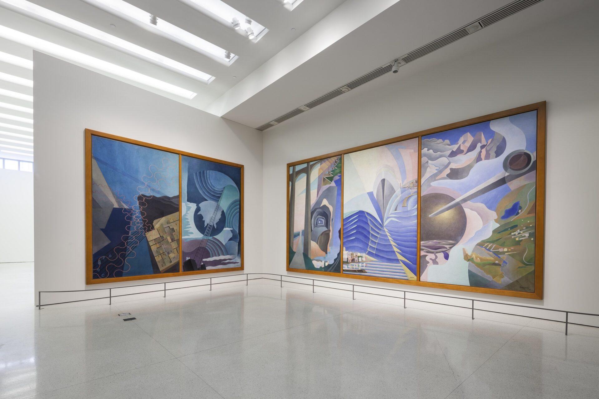 Rekonstruowanie Imperium O Wystawie Włoskiego Futuryzmu W
