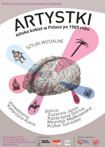 ARTYSTKI_plakat mały-2