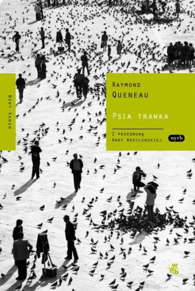 Queneau_Psia_trawka_okladka