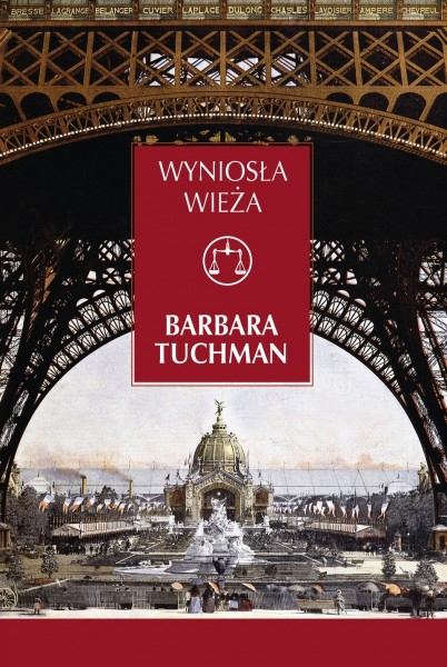 Tuchman_Wyniosla wieza_okladka