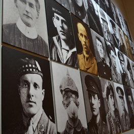 the great war portraits