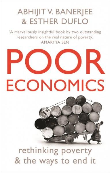 Poor economics_okladka