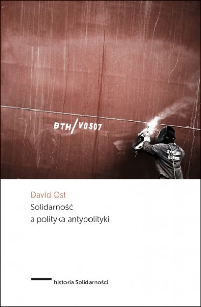 David Ost_Solidarnosc_okladka