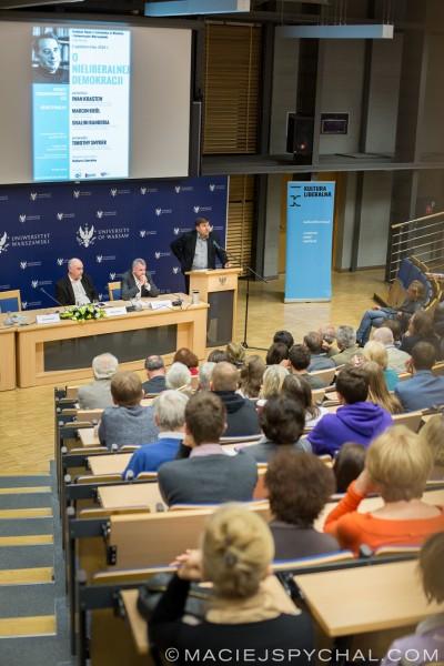 Debata Tischnerowska Kultura Liberalna_Maciej Spychal_012