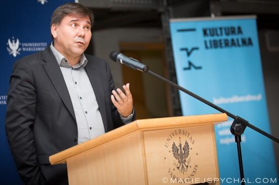 Debata Tischnerowska Kultura Liberalna_Maciej Spychal_018