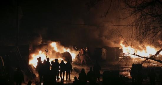 """Siergiej Łoźnica """"Majdan. Rewolucja godności"""" / materiały dystrybutora"""