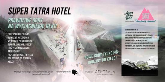 Jakub Szczęsny, Super Tatra Hotel_ Fot.dzięki uprzejmości TPN