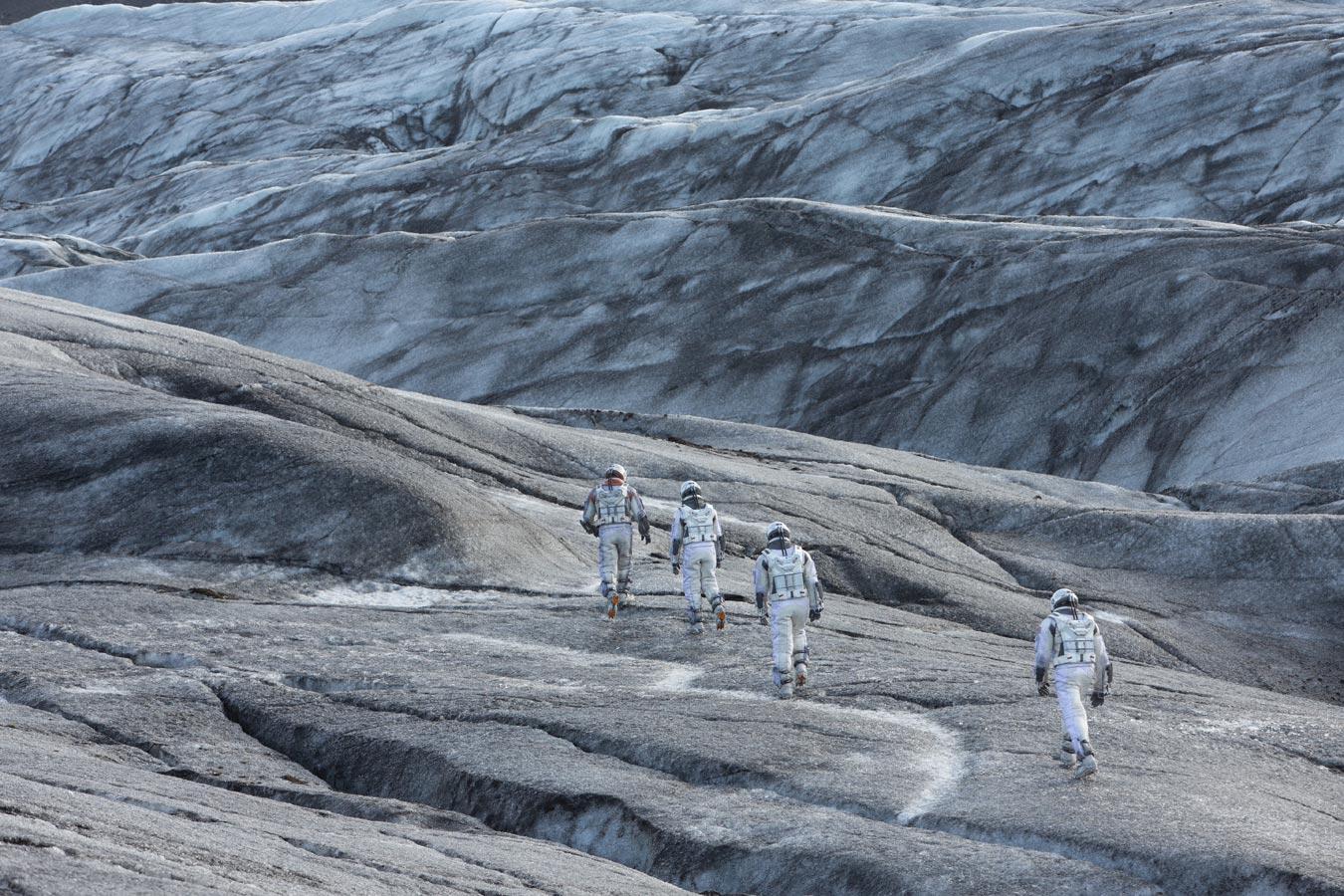"""Interstellar"" / materiały prasowe"