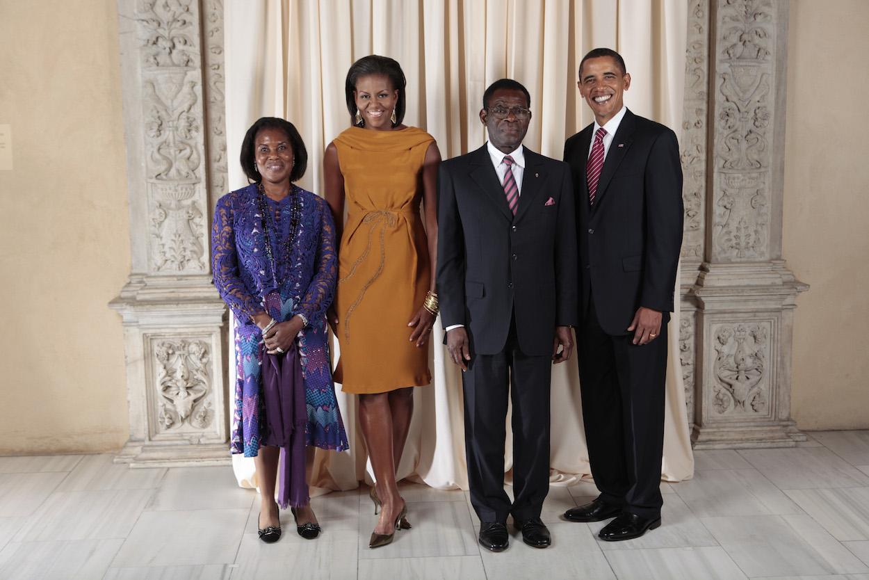 Teodoro_Obiang_Nguema_Mbasogo_with_Obamas