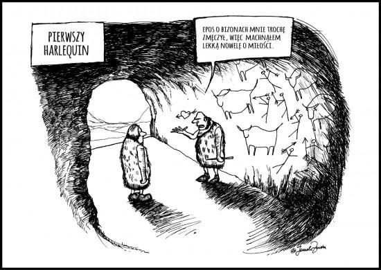 Pierwszy Harlequin_ilustr