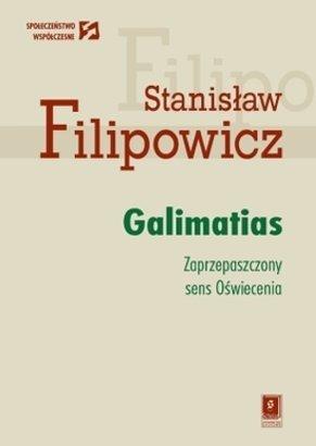 Galimatias_Filipowicz_okladka