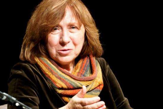 Swetłana Aleksijewicz, 2013_Fot_Elke Wetzig_Źródło_Wikimedia Commons