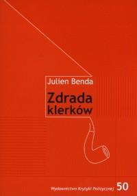 julien_benda_zdrada klerkow_okladka