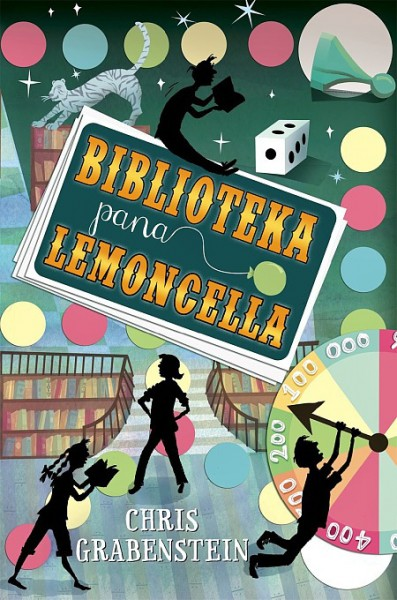 Biblioteka pana limoncella_okladka