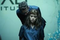 Picture shows: Ferdinand (JAMES FRAIN) and Alison as Sarah (TATIANA MASLANY)