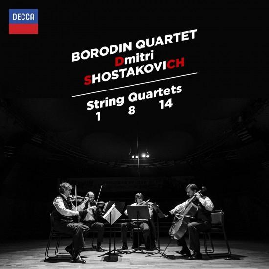 3 klasyczni Borodin Quartet