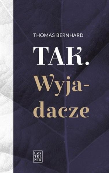 Thomas_Bernhardt_okladka