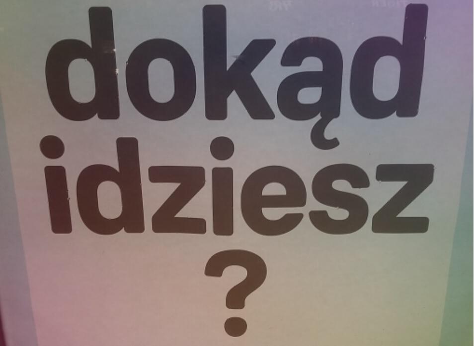 [Fot. Fragment plakatu promującego Festiwal Gorzkie Żale/Nowe Epifanie]