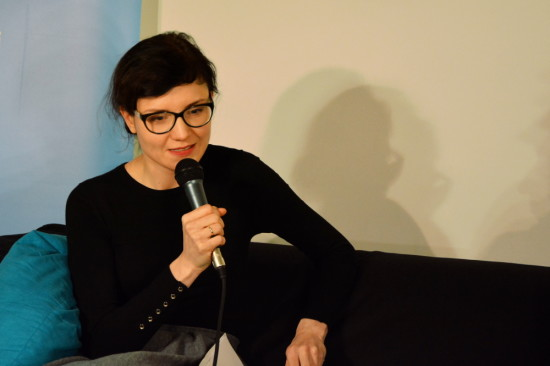 Karolina Szymaniak. Fot. Adam Suwiński