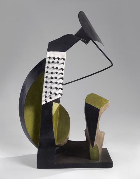 """Leopold Lewicki (1906-1973), """"Kompozycja muzyczna"""", 1934-35"""