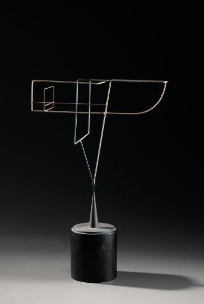 """Theodore Roszak (1907-1981), """"Konstrukcja przestrzenna"""", 1943"""