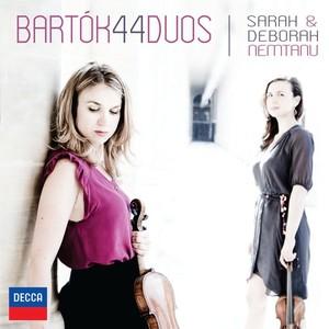 Bartok duety
