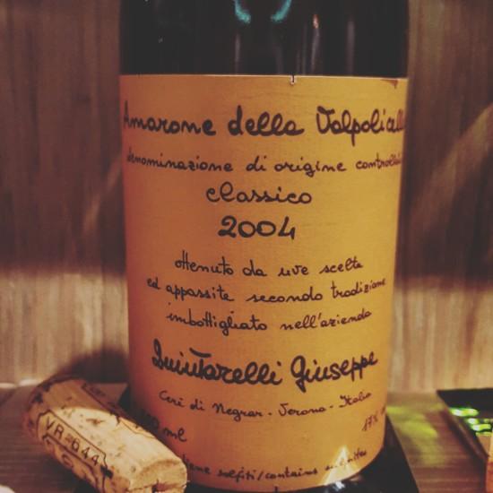 Giuseppe Quintarelli robi tradycyjne, ale potężne wersje amarone. Fot. Norbert Dudziński