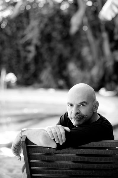 Martín Caparrós. Fot.Alejandra Lopez