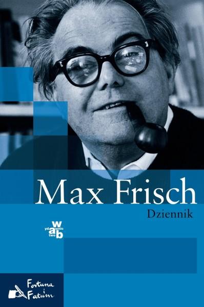 Max Frisch_Dziennik_okladka