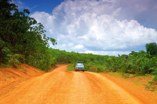 Tanzania. Fot. Arkady Paweł Fiedler