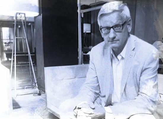 Carl Bildt; Fot. Łukasz Pawłowski
