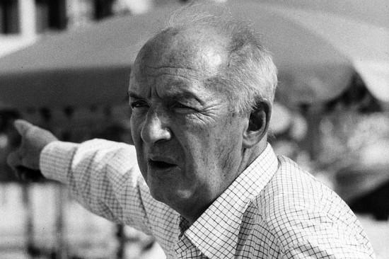 Vladimir Nabokow w roku 1973. Walter Mori (Mondadori Publishers). Źrdóło: Wikimedia Commons
