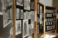 """Aby Warburg """"Atlas Mnemosyne"""", zdjęcie zrobione na wystawie zorganizowanej przez OSA Archivum (www.osaarchivum.org), Budapest. Fot. dzils. Źródło: Flickr"""