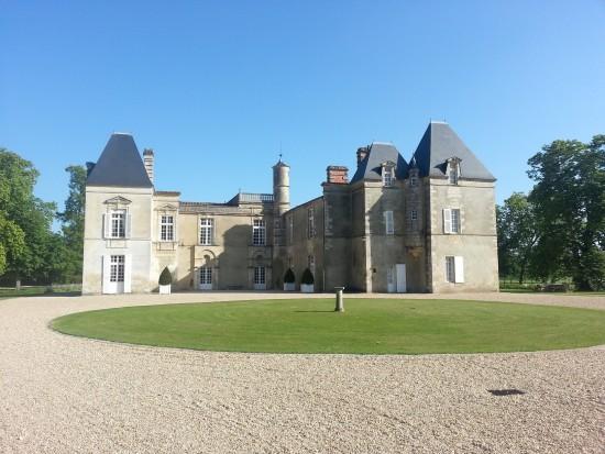 Château d'Issan. Fot. Norbert Dudziński