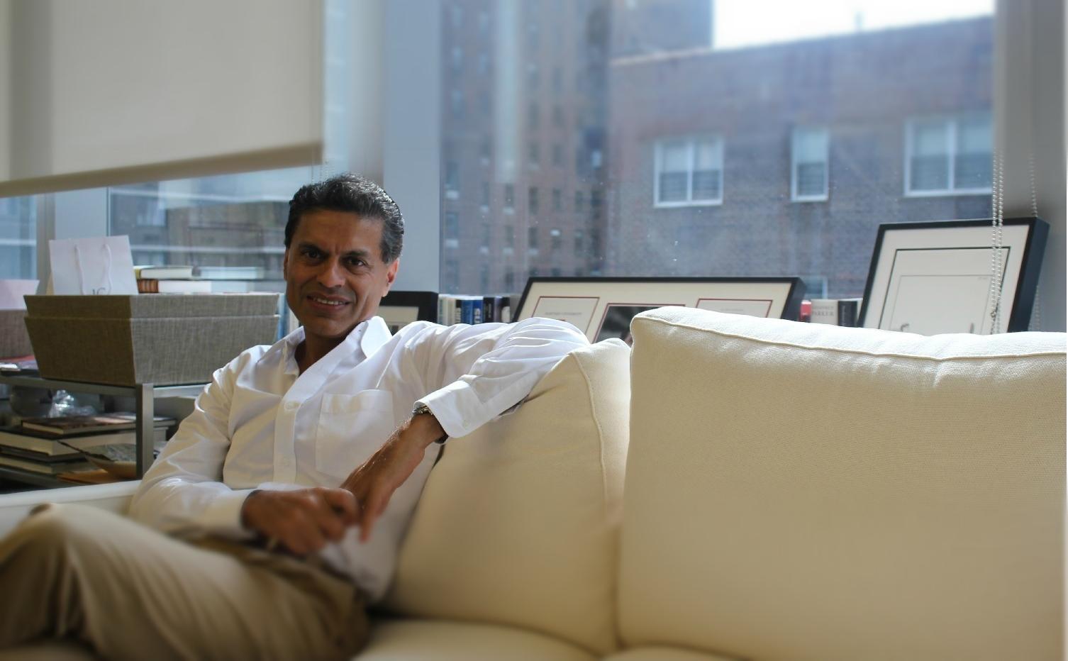 Wywiad z Fareedem Zakarią