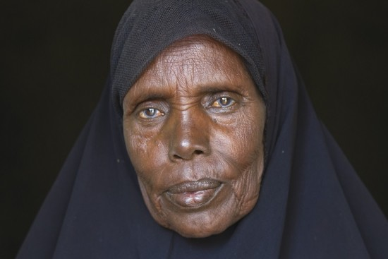 Portrait Femme : MUHUMED ALI_Zeinab-KENYA DADAAB © HUMAN The Movie