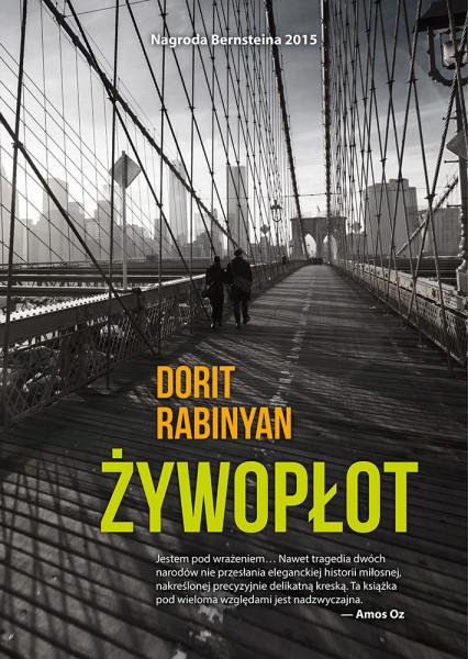 Dorit Rabinyan_Zywoplot_okladka