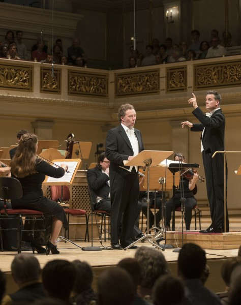 Young Euro Classic 2016: Gustav Mahler Jugendorchester