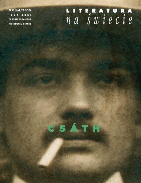 geza-csath-literatura-na-swiecie